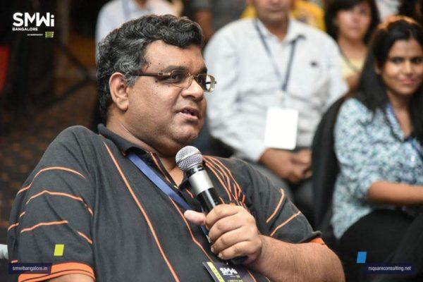 Shakthi V at SMWi