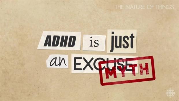 ADHD Myth