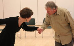 Parkinson's dance couple