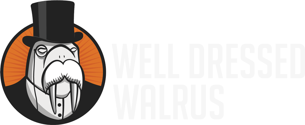 Well Dressed Walrus logo