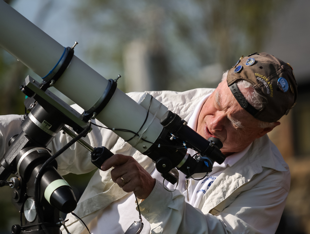 Amateur Astronomers And The Art Of Astrophotography