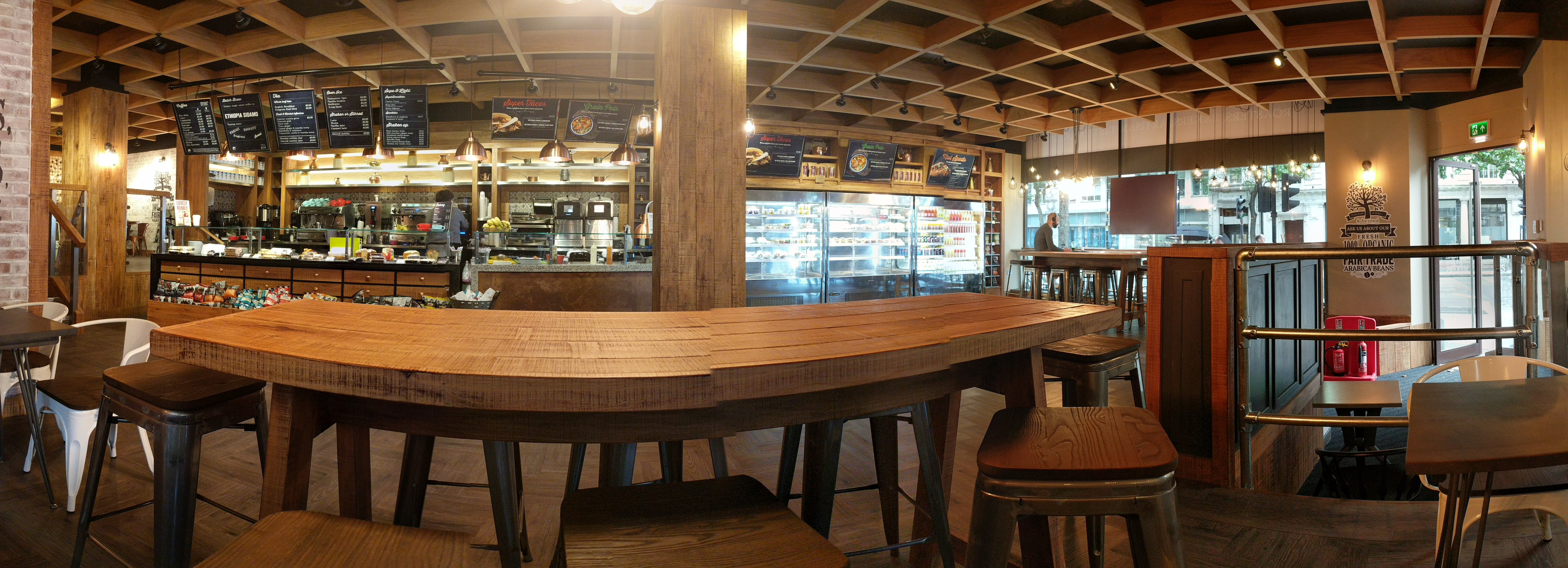 SOHO Coffee Co. in London