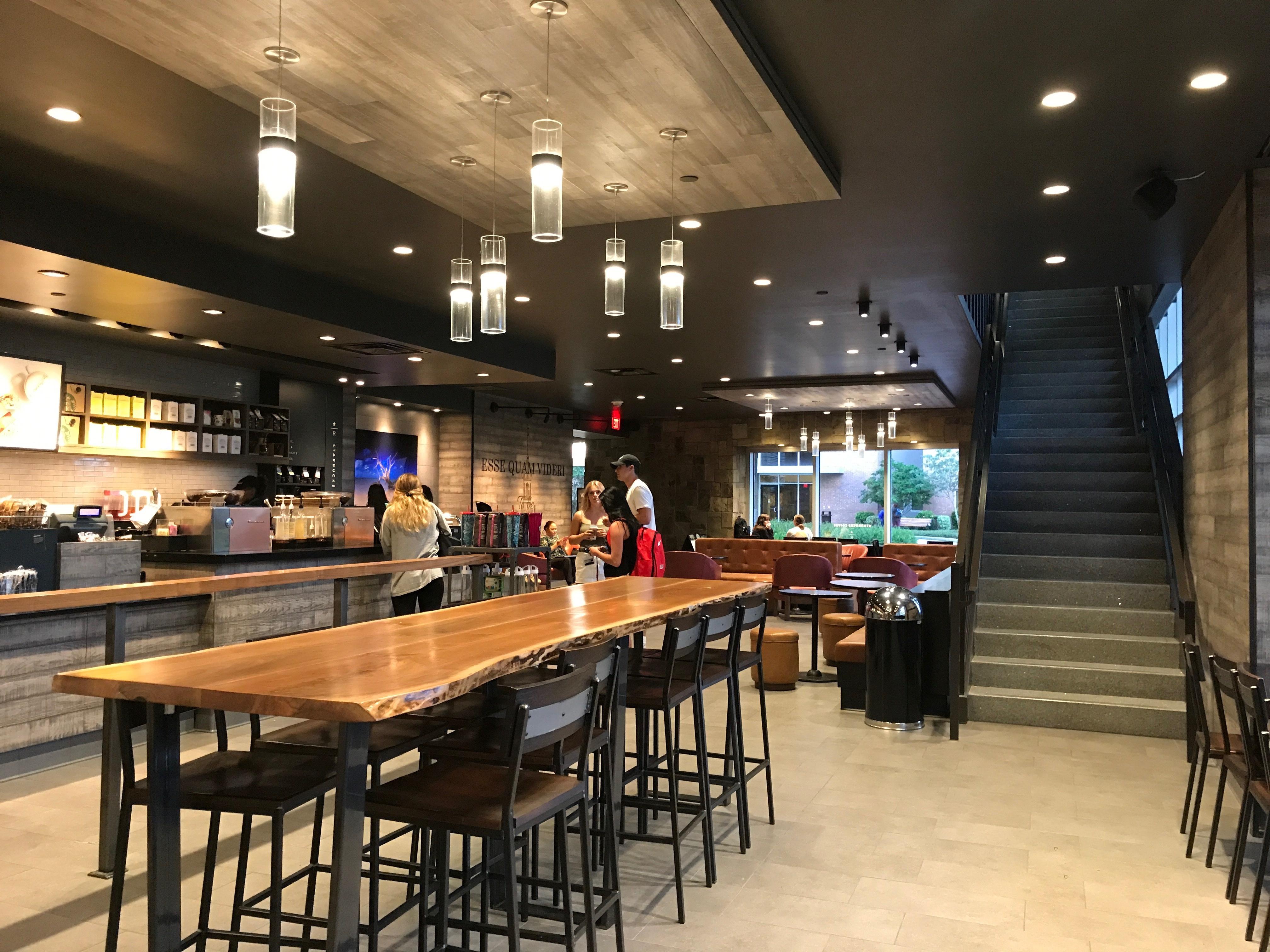 Starbucks in University of Tampa in Tampa