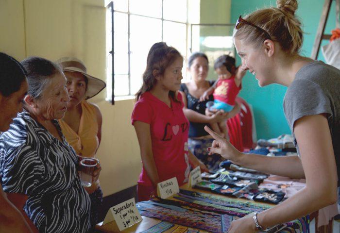 Venture With Impact participants in Trujillo, Peru