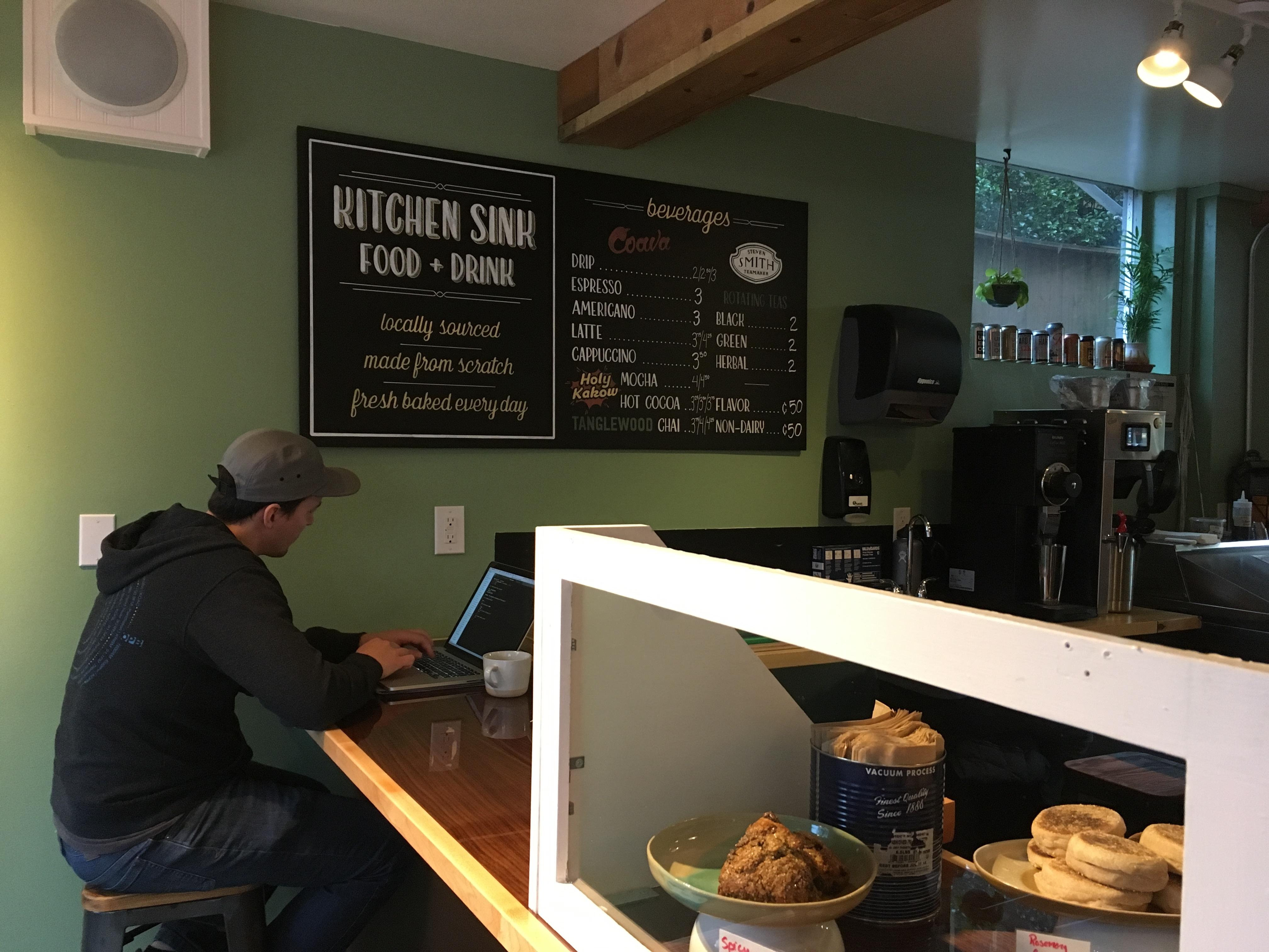 Kitchen Sink Food And Drink Portland
