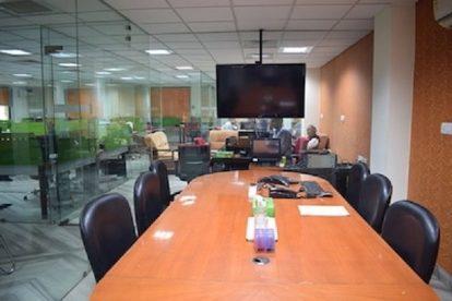 Oqtagon coworking space in Noida in Noida