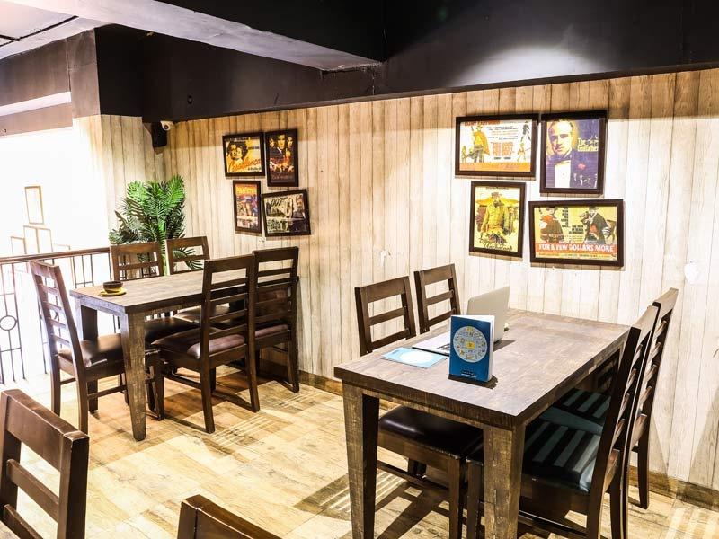 myHQ The Town Cafe Faridabad in FARIDABAD