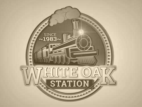 White Oak Station 1955