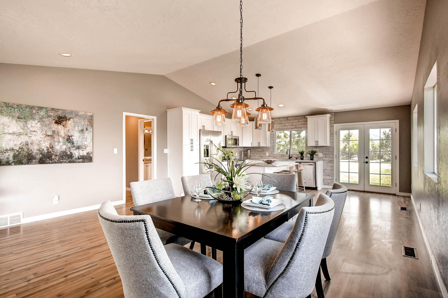 Dining Rooms - White Orchid Interiors