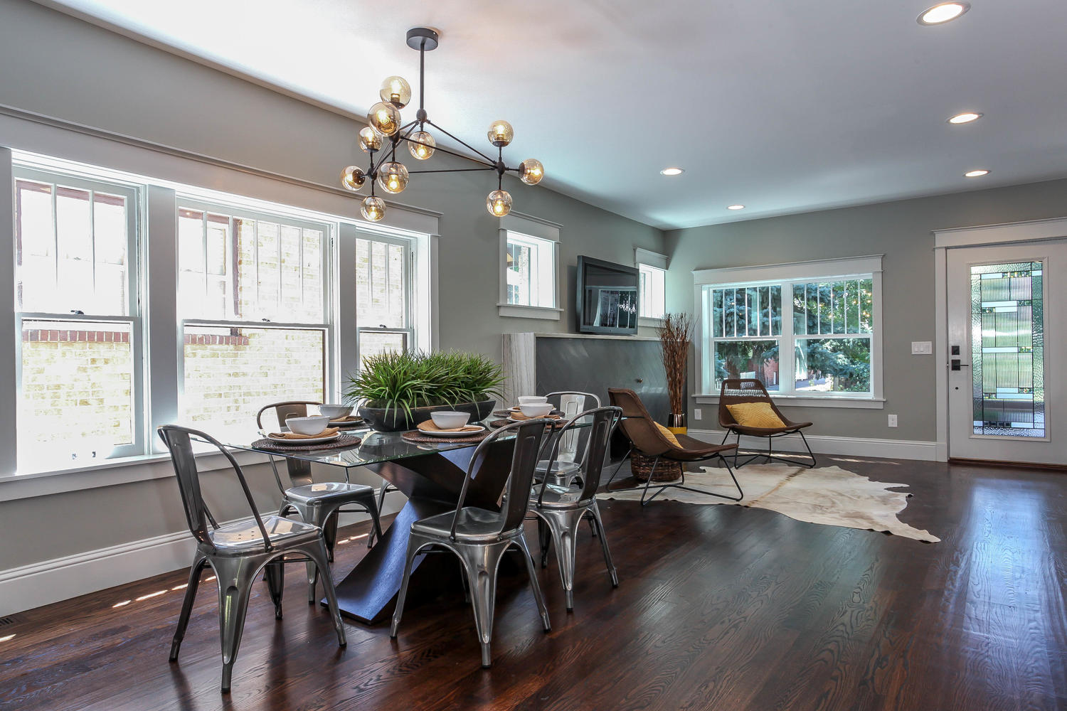 HGTV home staging