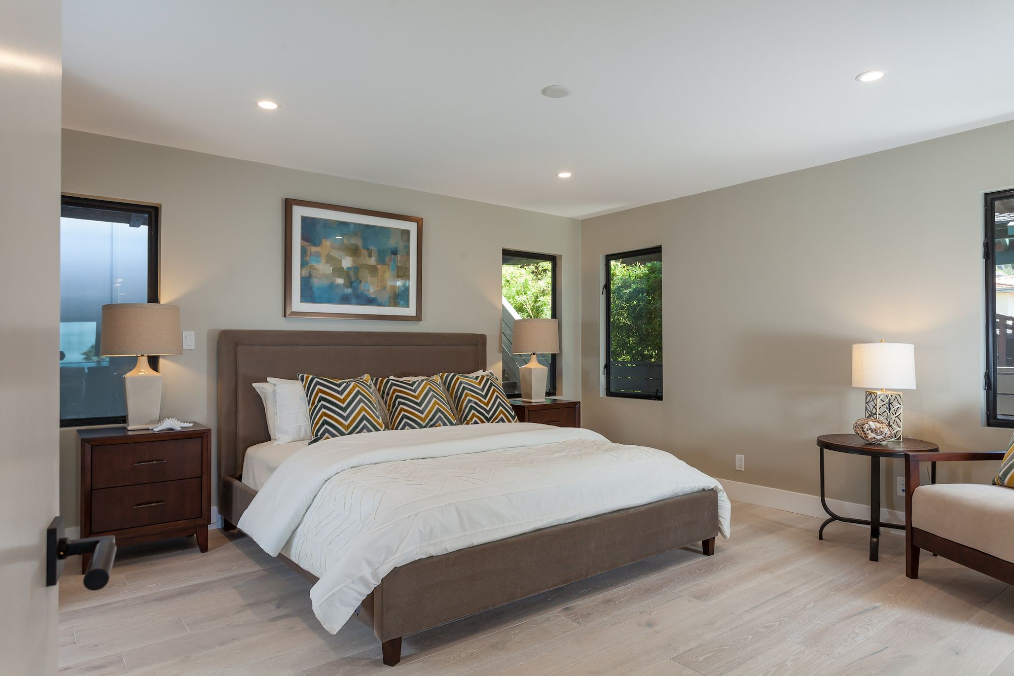 Home Staging Orange County California White Orchid Interiors