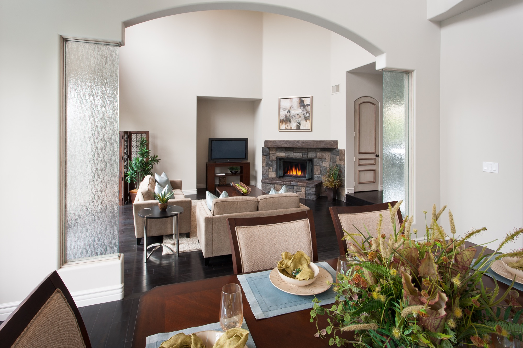 Dining Rooms White Orchid Interiors