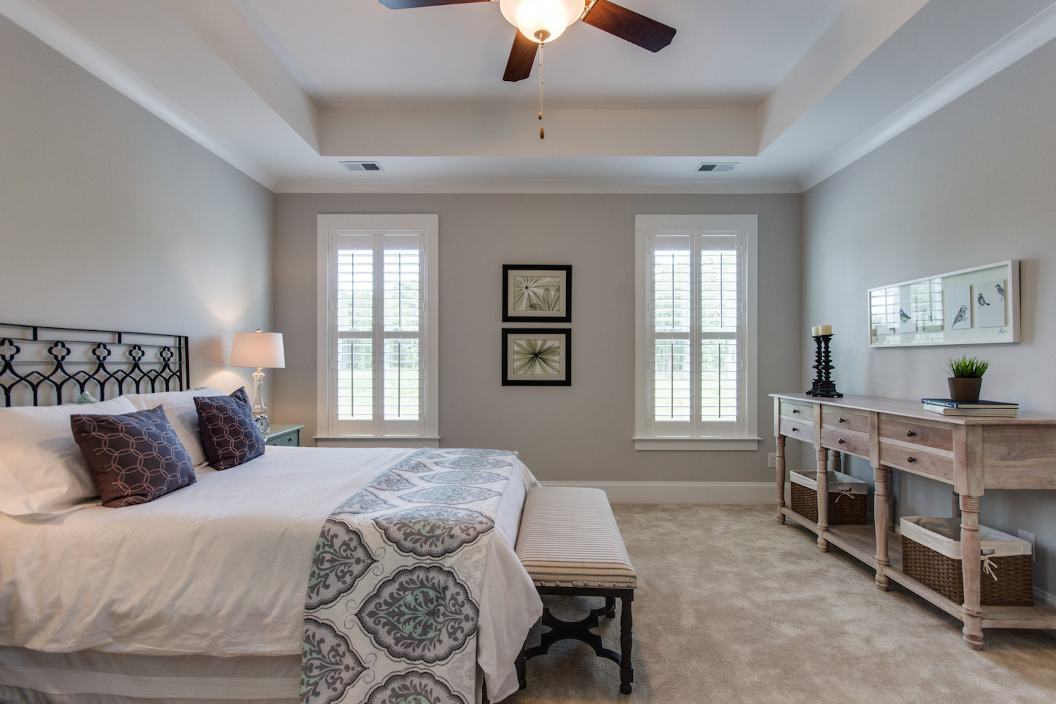 Showhomes Of Charleston Home Staging Gallery 16 White Orchid Interiors