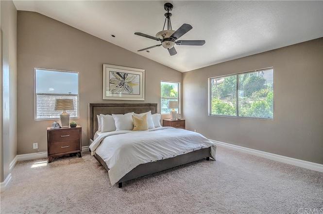 Coto de Caza White Orchid Bedroom