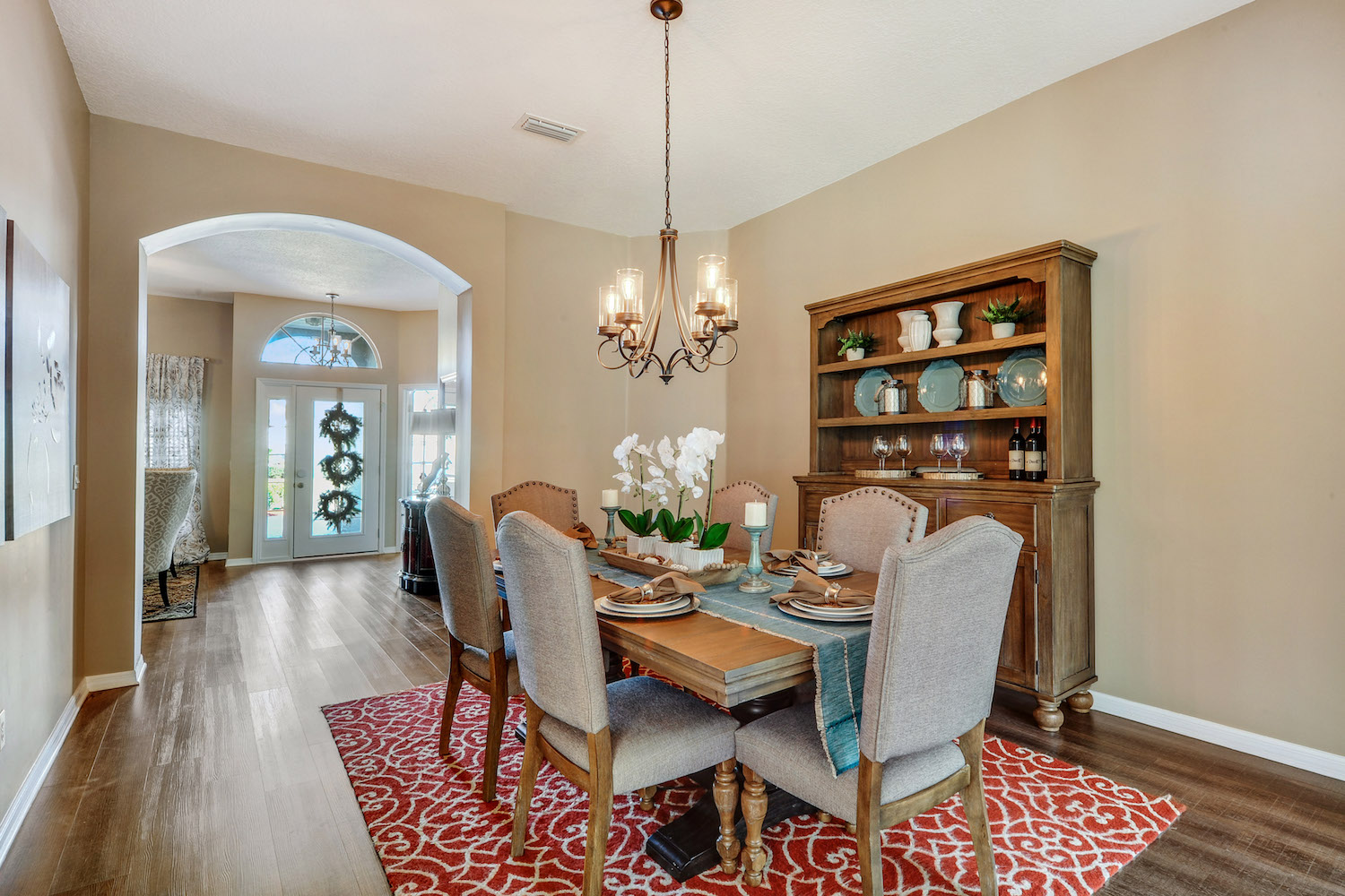 Sell Or Dwell Jacksonville Home Staging Photo 02   White Orchid Interiors