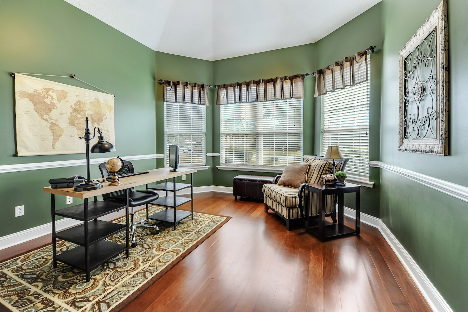 Hillwood Sell Or Dwell Home Staging Jacksonville Photo 05   White Orchid  Interiors