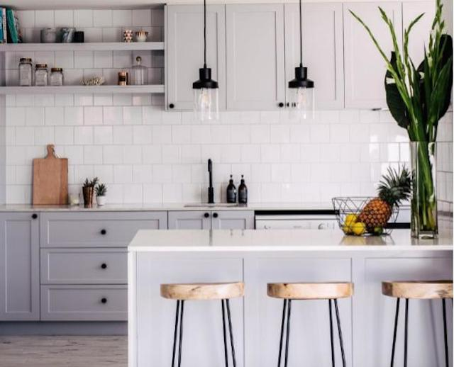 Genial Kitchen Trends Grey Home Staging
