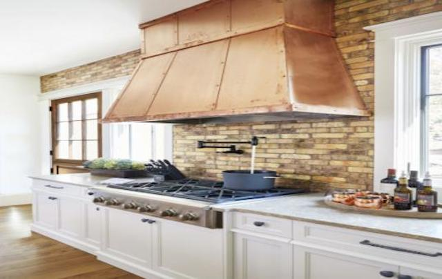 kitchen trends metalics home staging