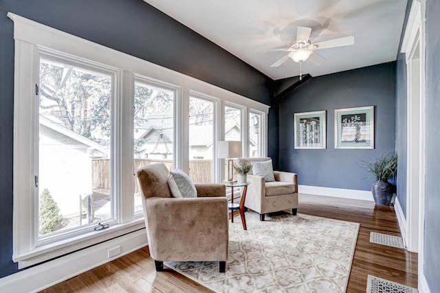 Denver Home Staging White Orchid Interiors