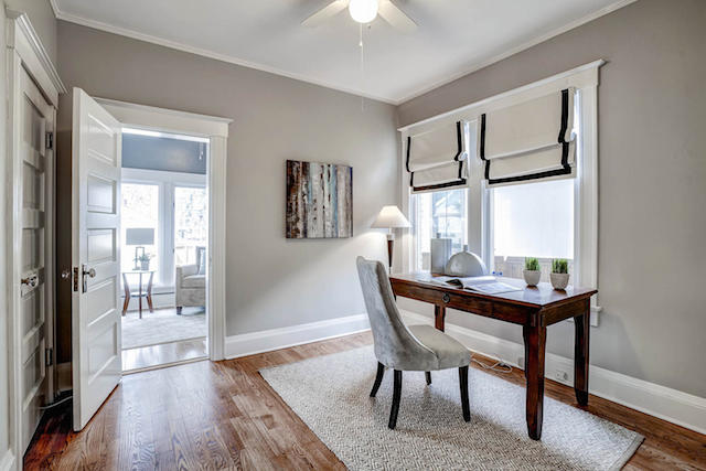 home staging tips architectural style