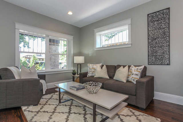 Occupied Home Staging