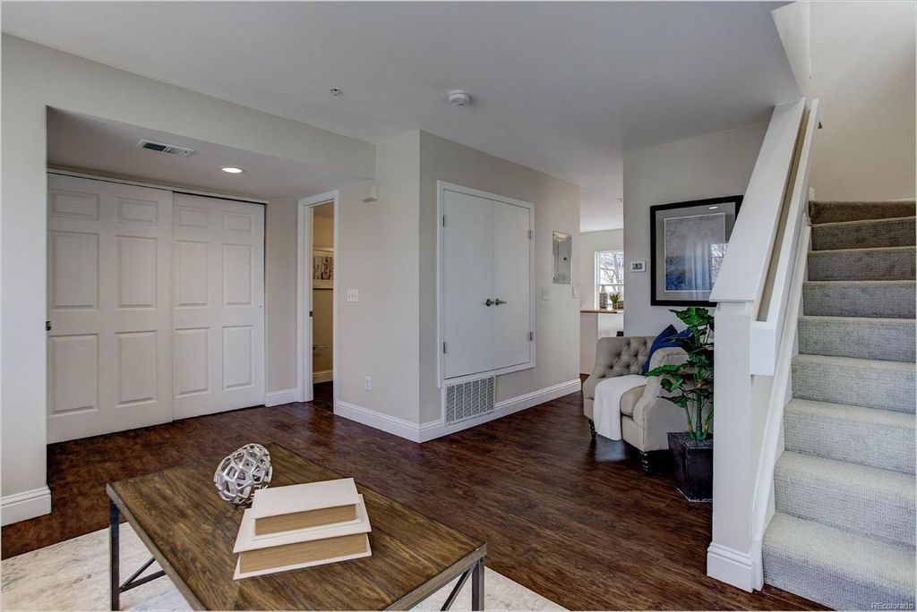 Denver budget home staging