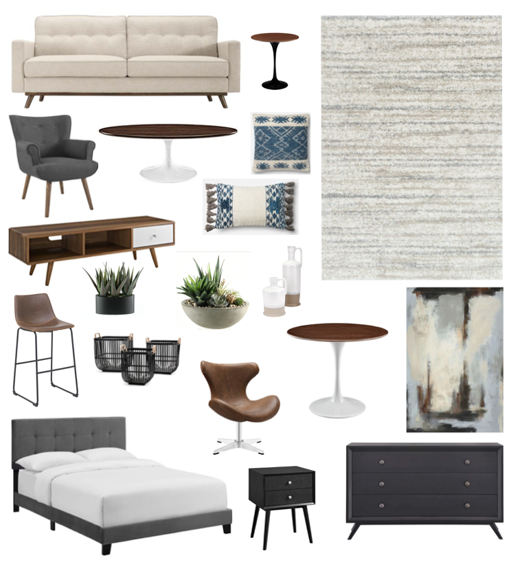 modern Colorado staging