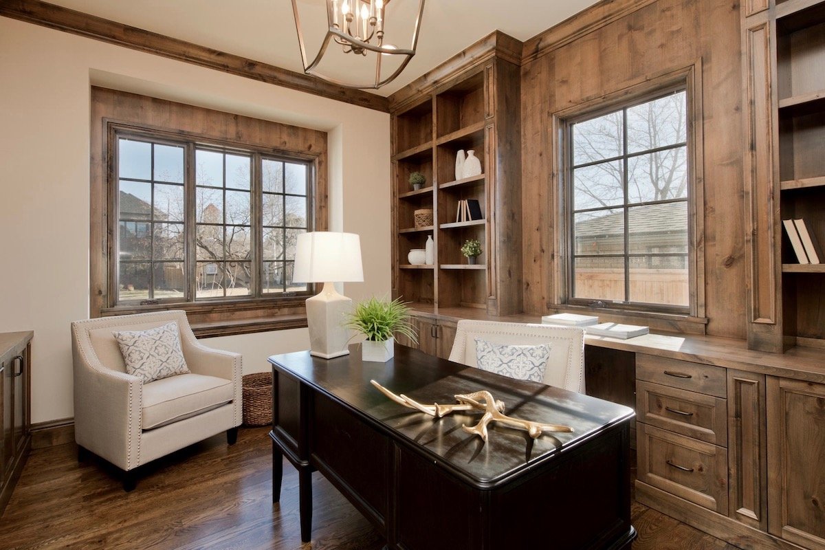 transitional Denver staging