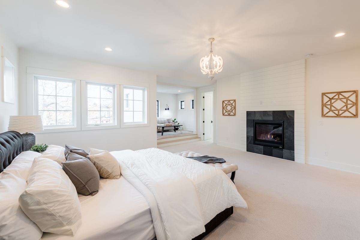 luxury denver home staging