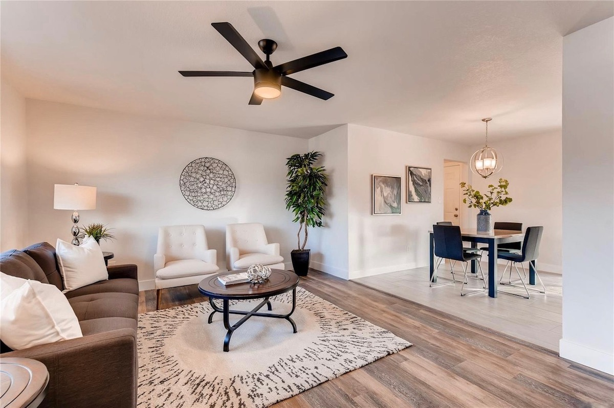 affordable home staging