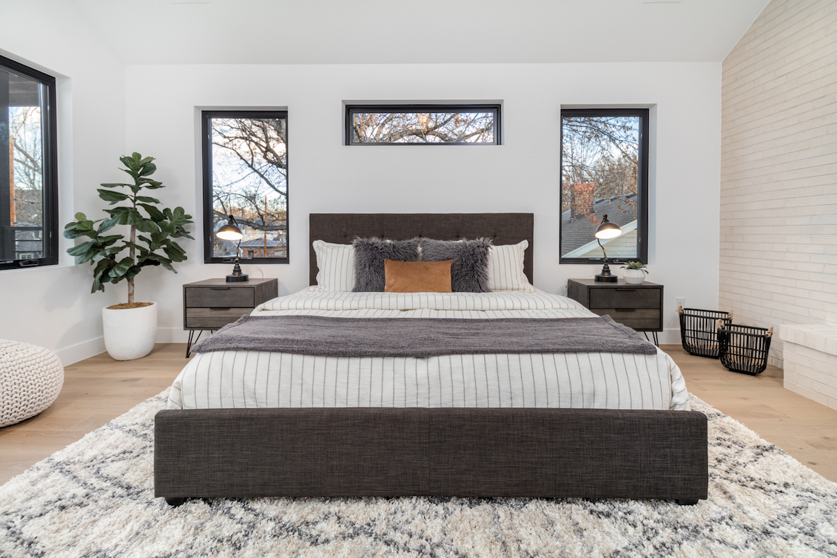 Luxe Modern Home Staging
