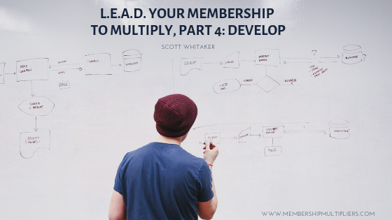 L.E.A.D. Your Membership to Multiply, Part 4 - Develop