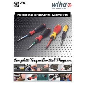 Torque Control Tool Catalog