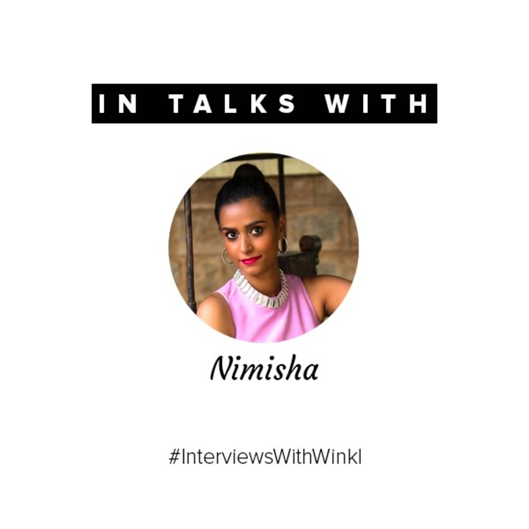 Welcoming Nimisha of Read My Lipstick to Winkl image