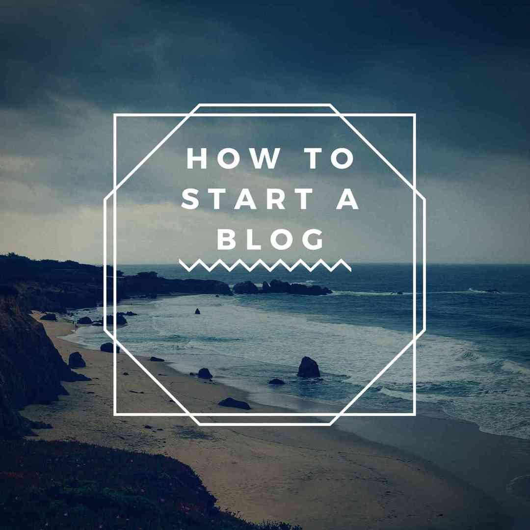 How to be a blogger ! image