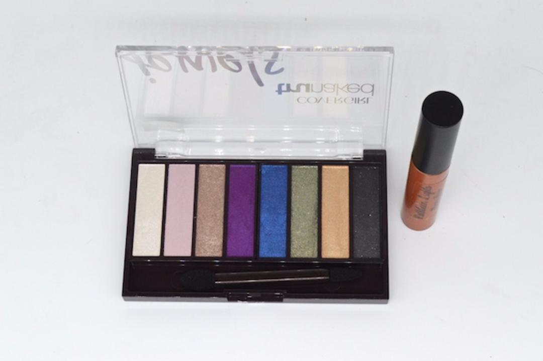 Covergirl Eyeshadow Palette image