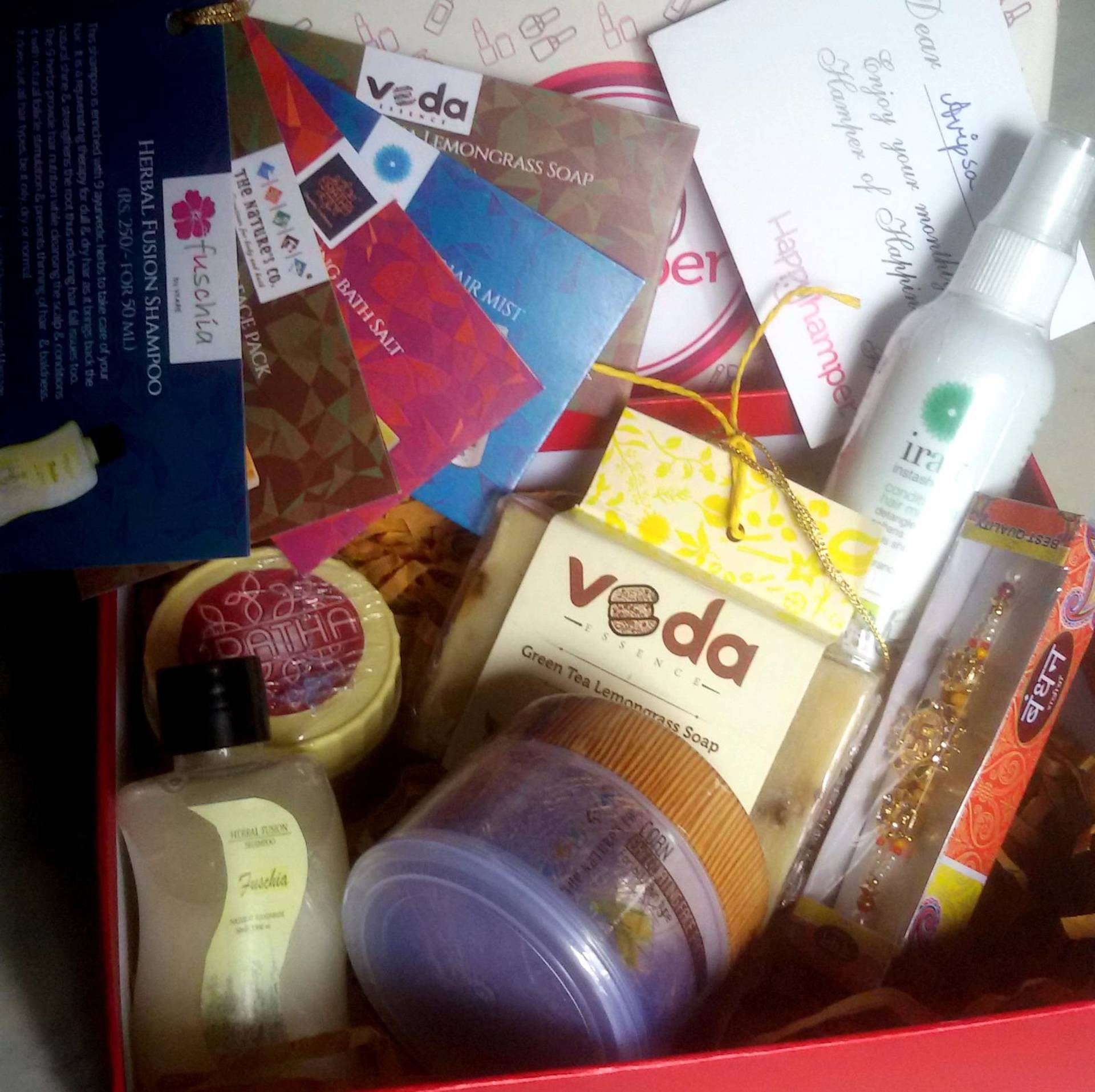 Happiness Box of the Month: August image