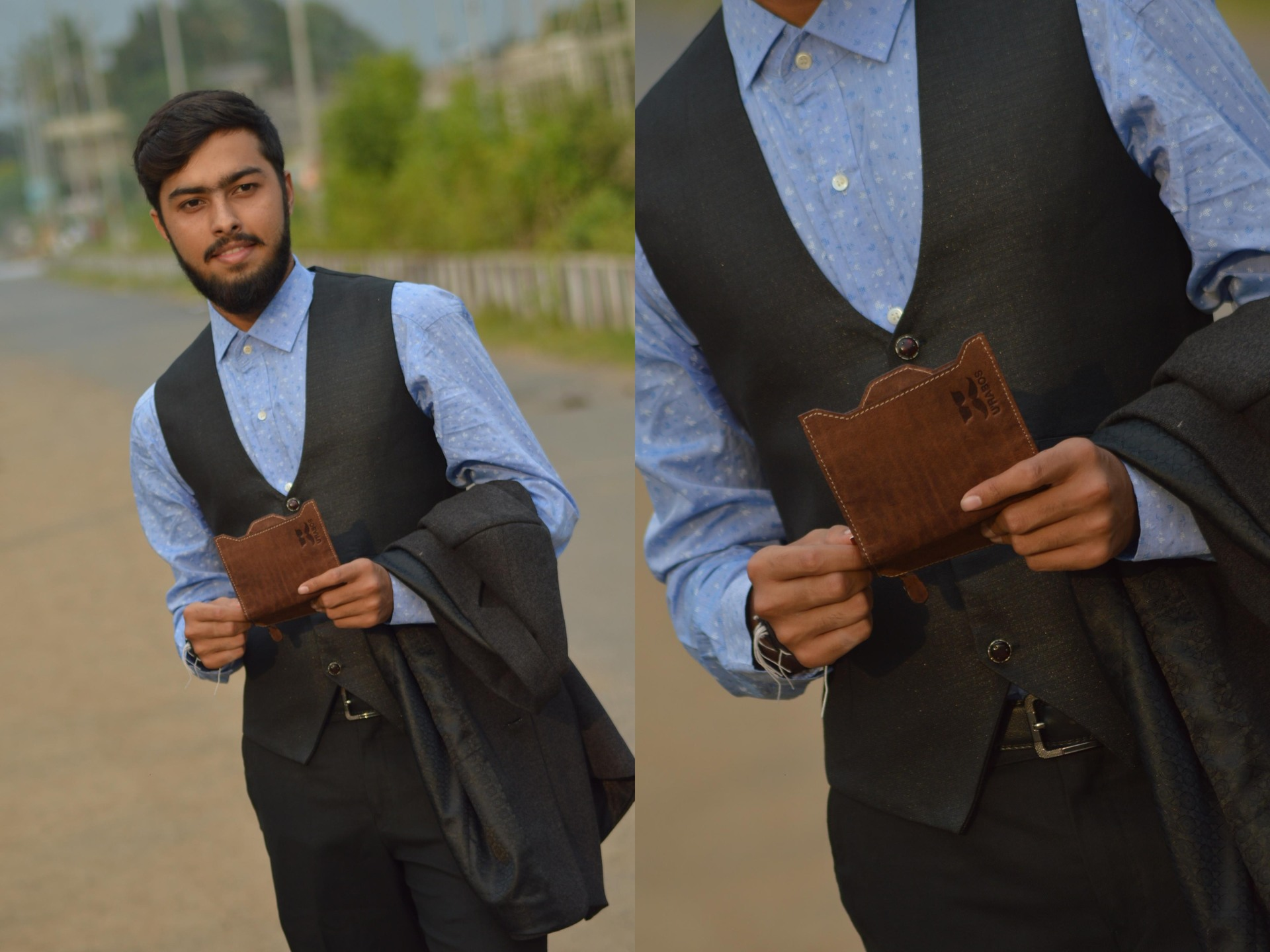 A Leather Wallet from U'RABOS image