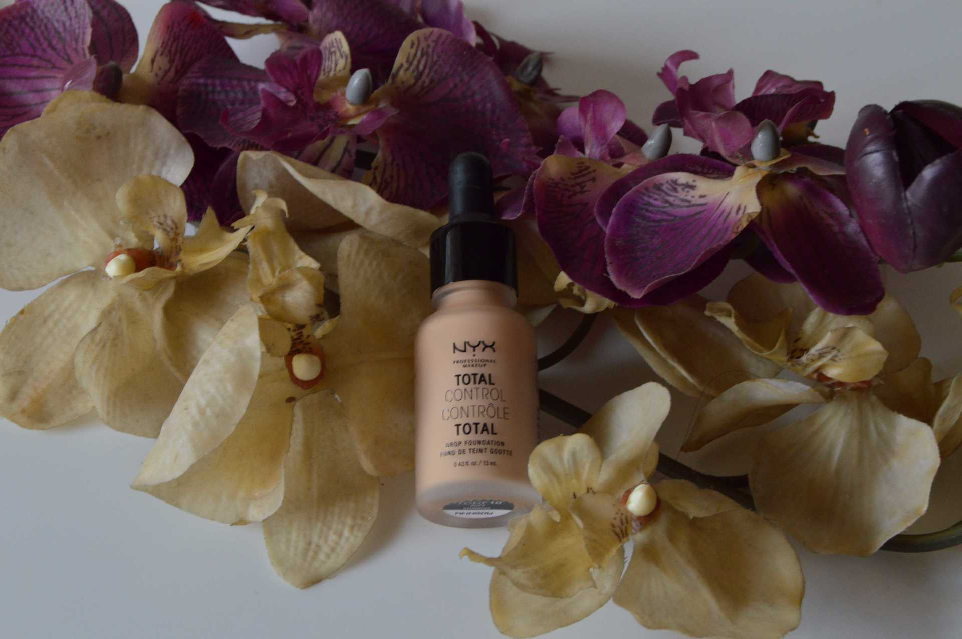 NYX Total Cover drop foundation image