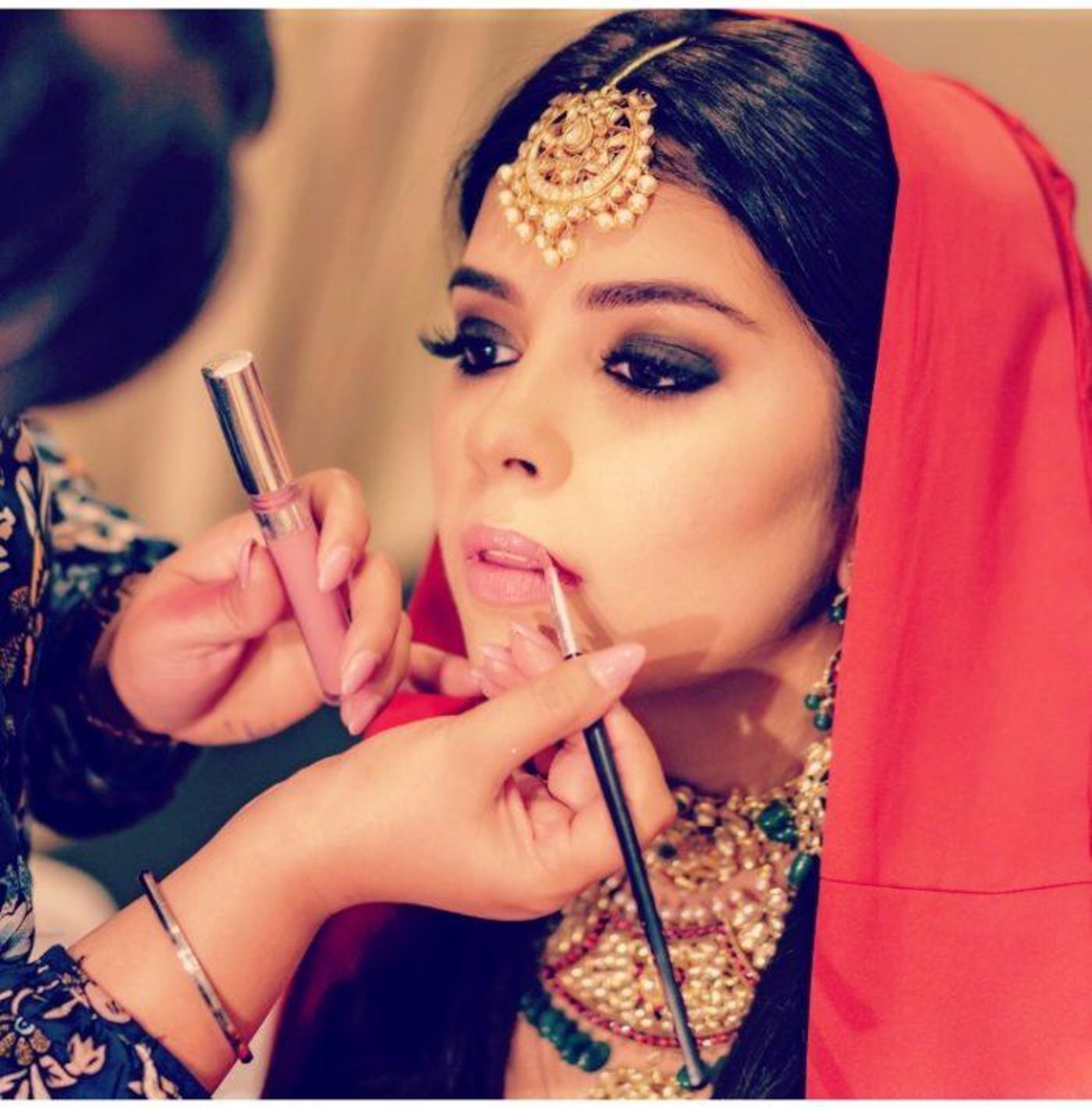 Makeup Do's and Don'ts for the Indian Bride by Akanksha A image