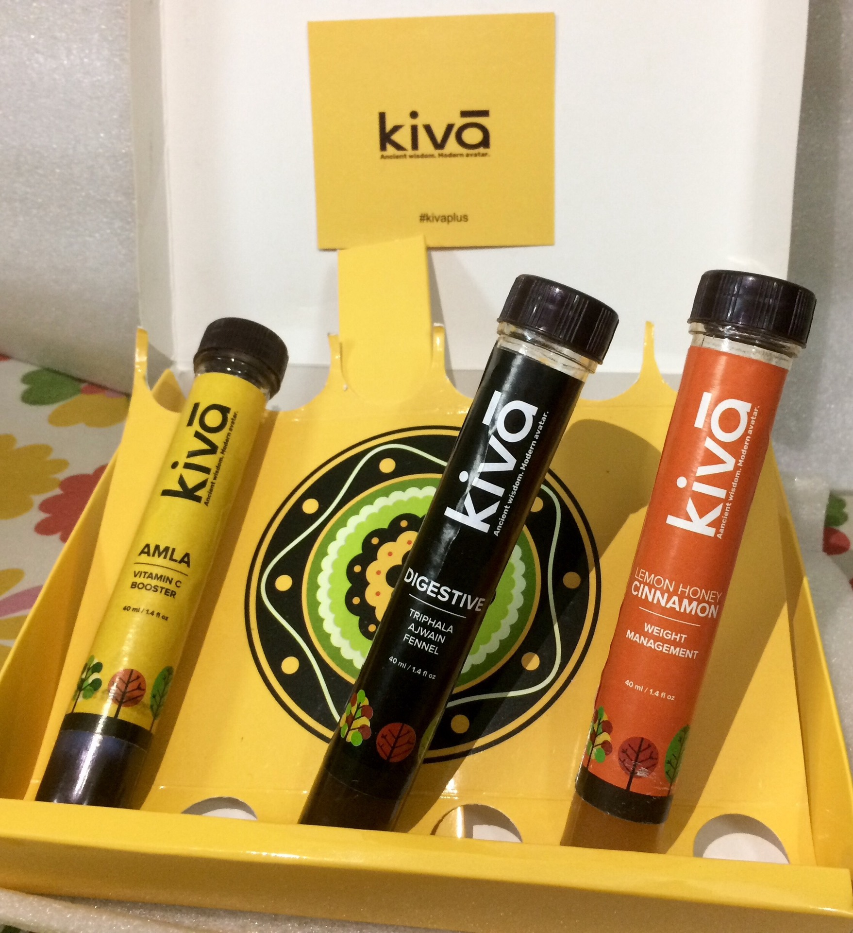 Ayurvedic Shots from kivā image