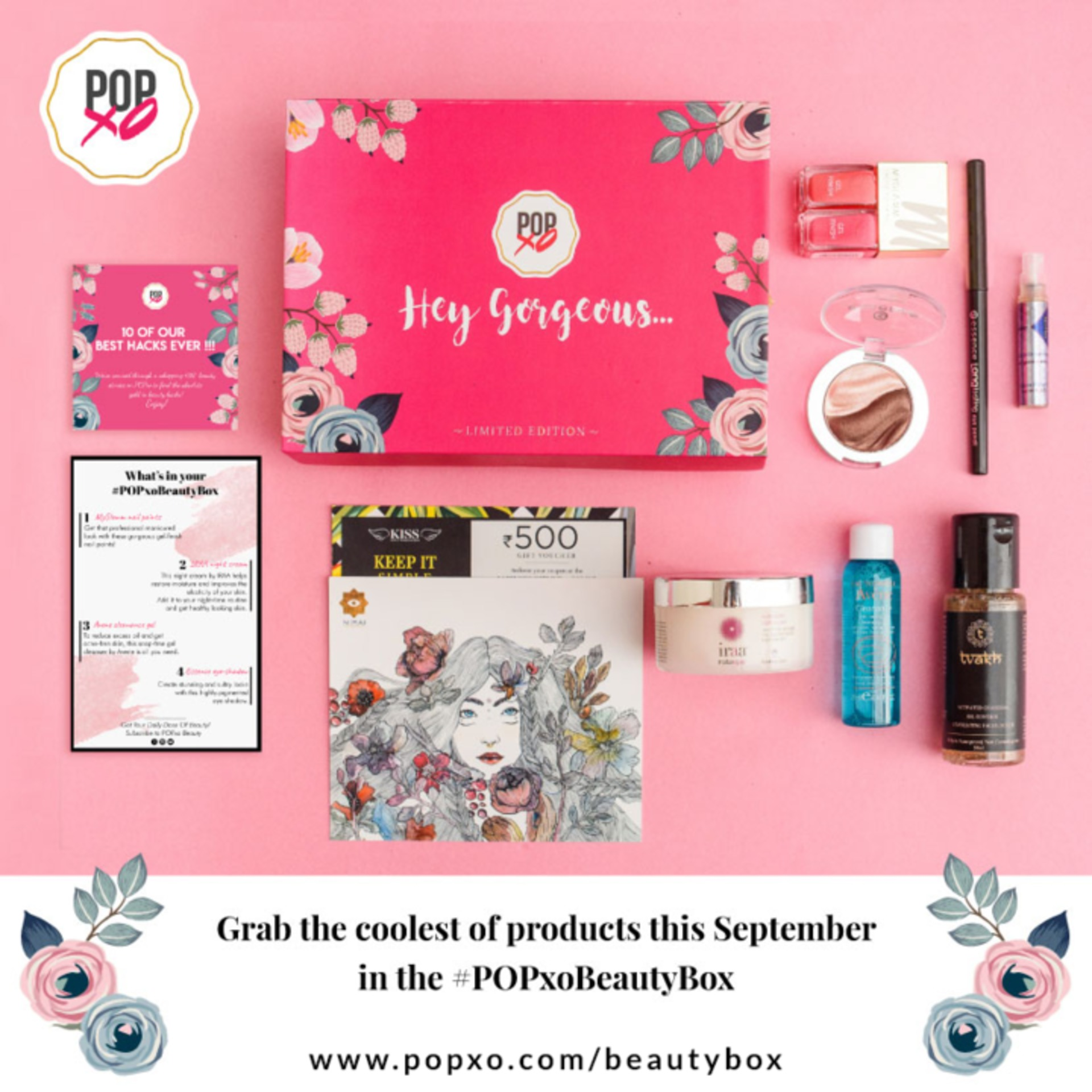 POPxo X My Envy Box image