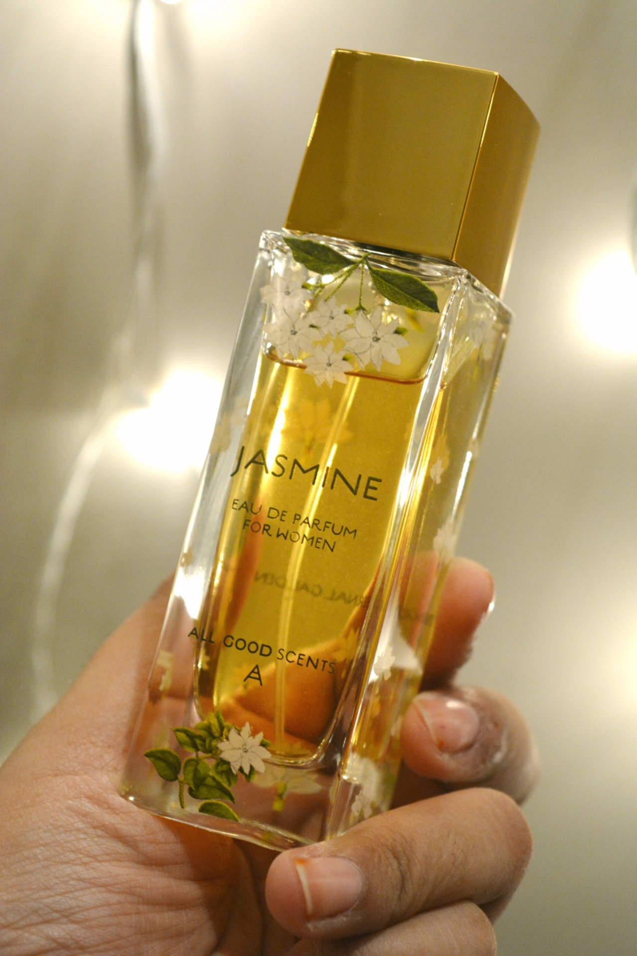 All Good Scents Jasmine Eau de Parfum Review image