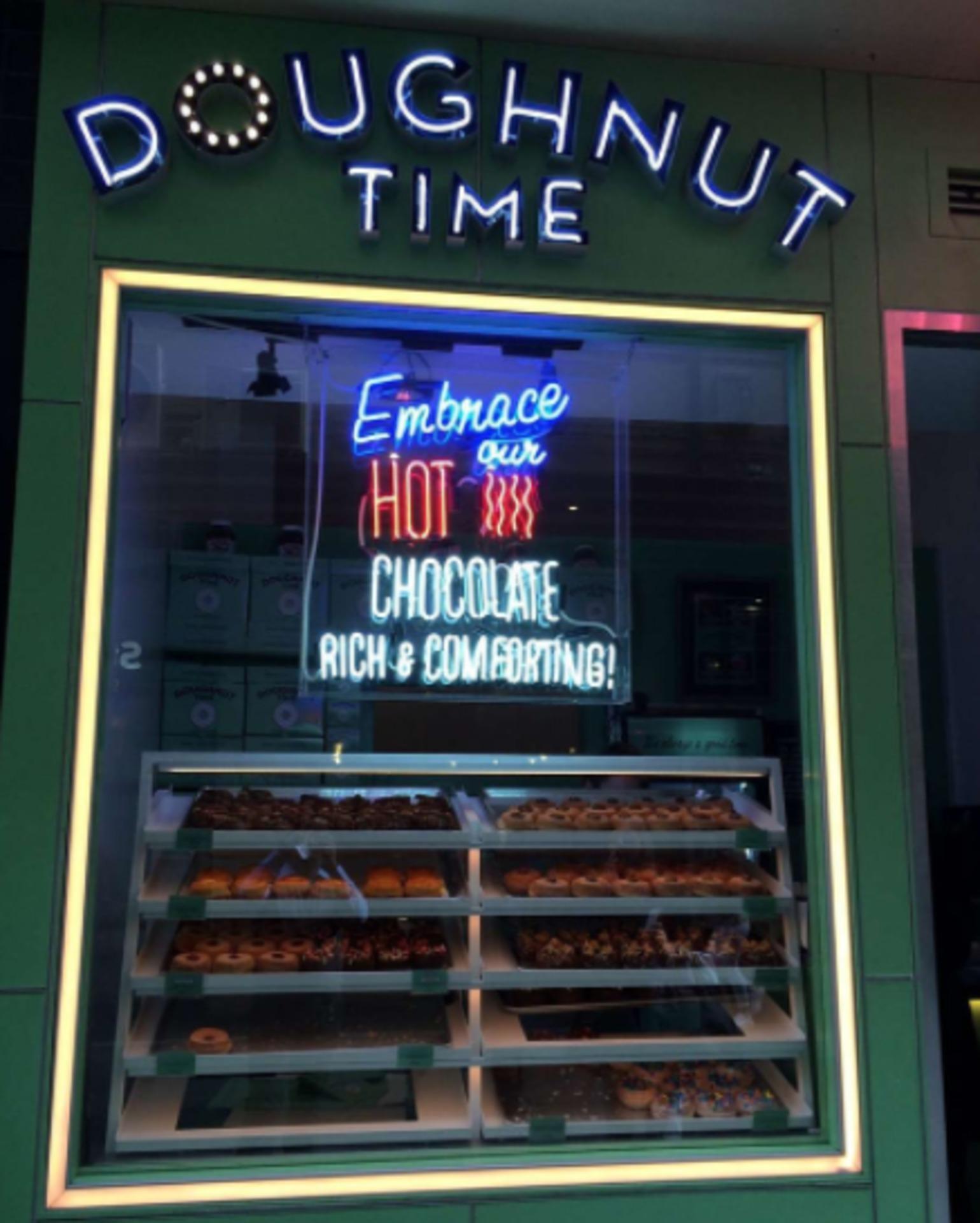 Doughnut Time image