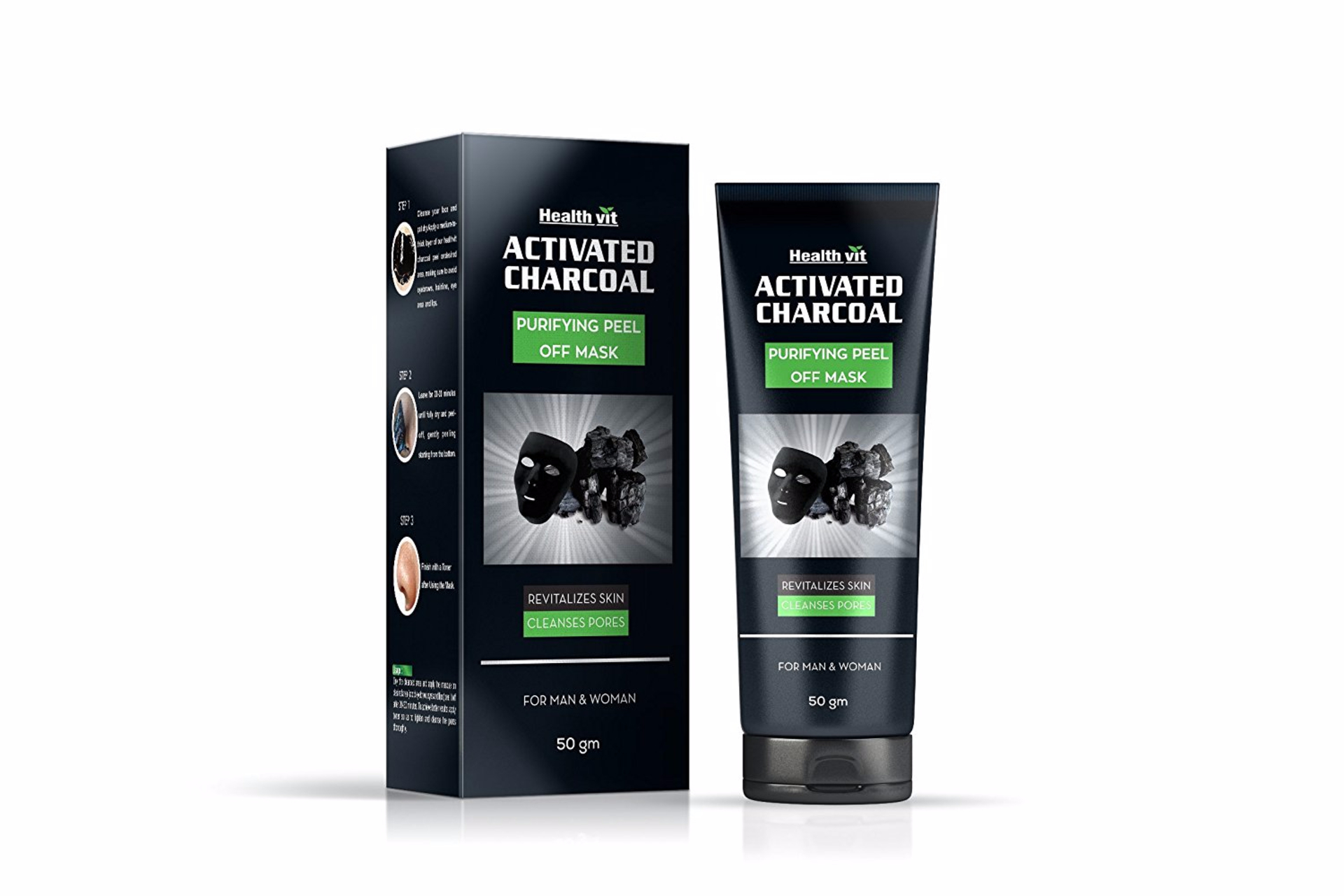 Health vit Activated Charcoal - Products Review image