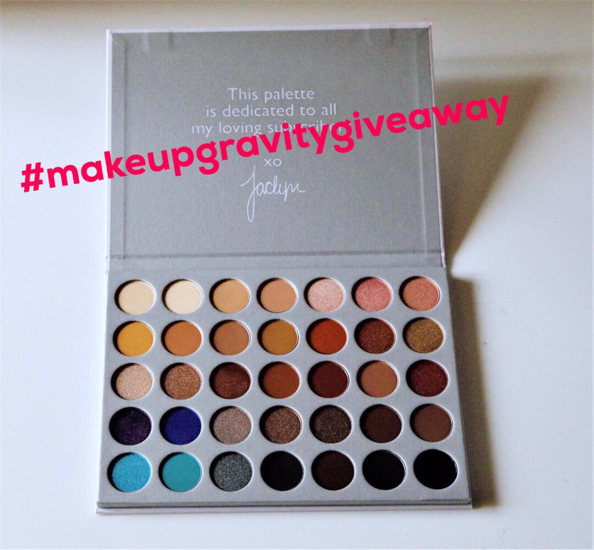 Makeup Give away image
