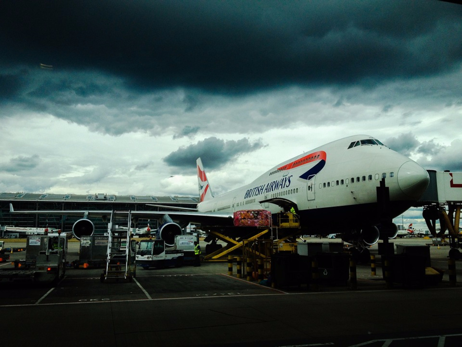 British Airways : Reducing Carbon Footprint While Serving You Better image