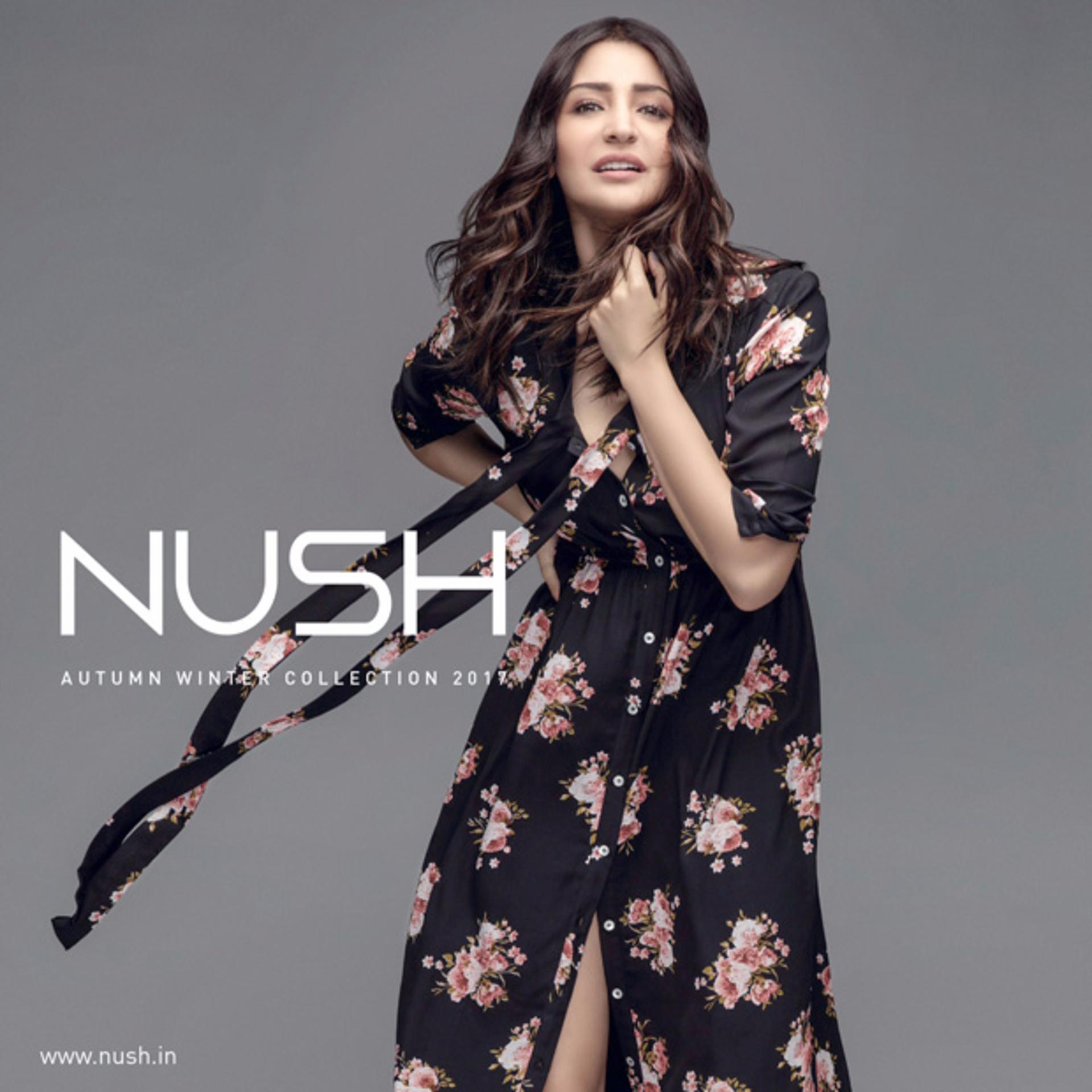 Anushka Sharma Launches Clothing Line 'NUSH' image