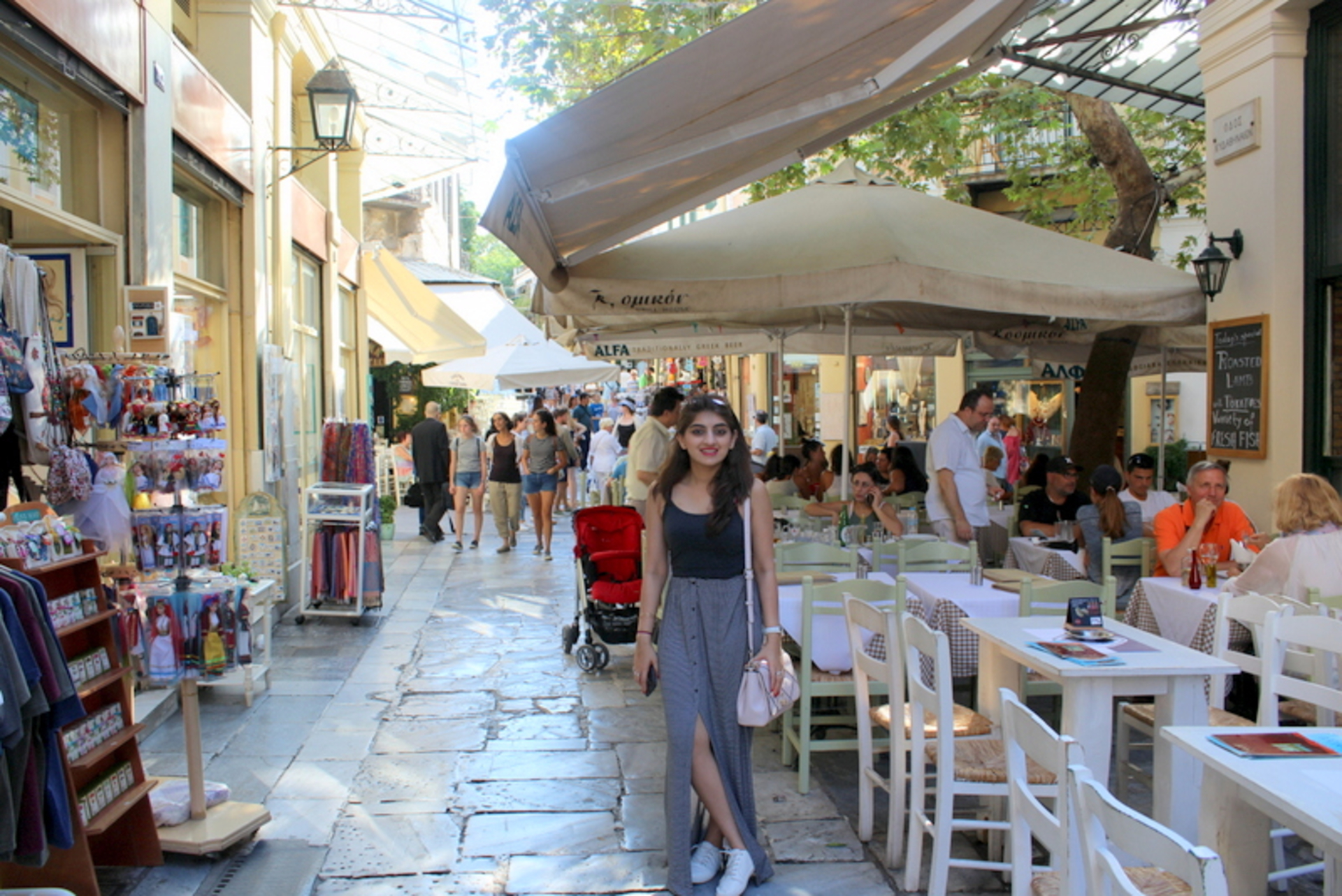 Europe Trip Part 1: ATHENS, GREECE image