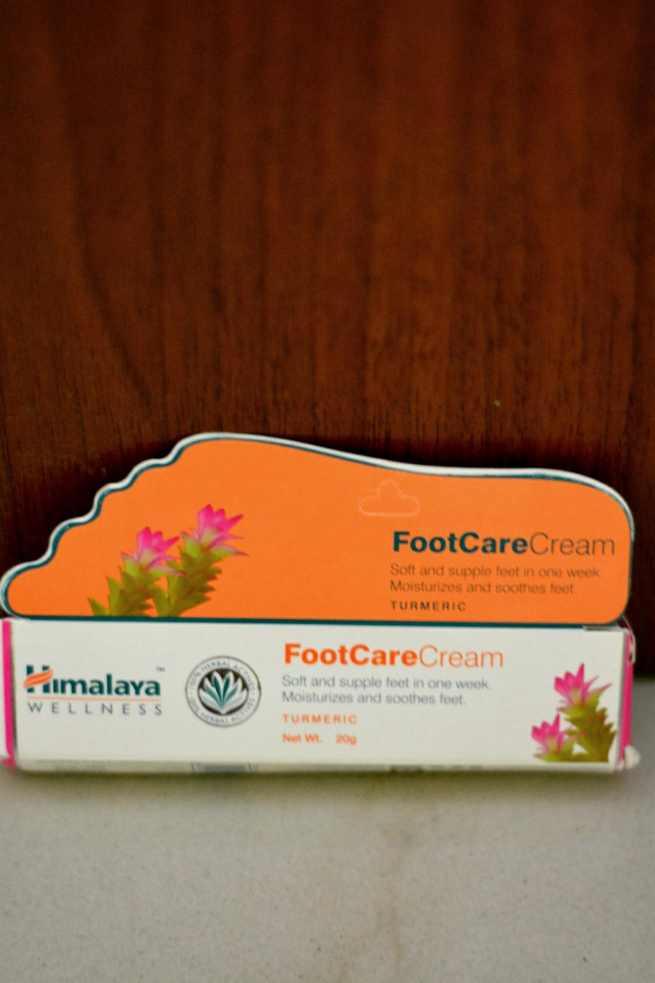 Himalaya wellness FootCare Cream (Review) image